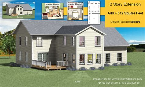 How To Design A House Floor Plan two story addition