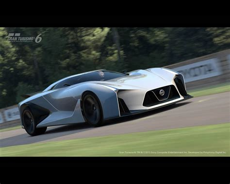 Nissan Concept 2020 Gran Turismo by Nissan Concept 2020 Vision Gran Turismo