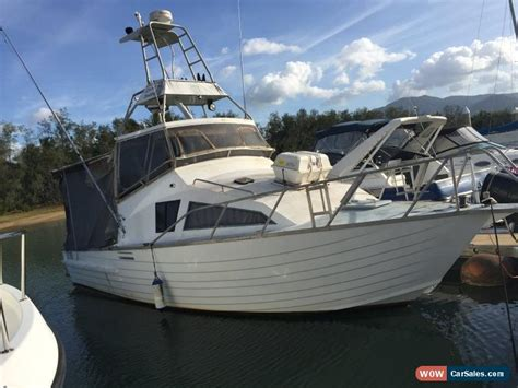 motor boats for sale cairns cairns custom craft game boat 30ft approx ex 2c survey