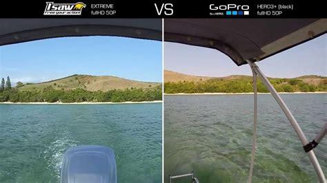 Gopro Vs Dslr isaw vs gopro hd3 black