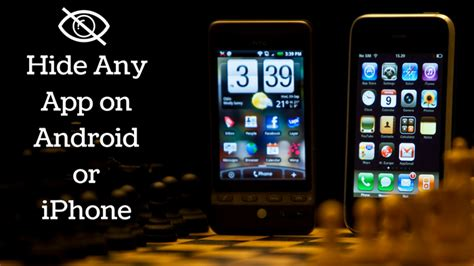 how to hide apps android how to hide any app on android or iphone