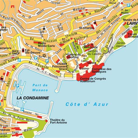 world map monte carlo monte carlo monaco map