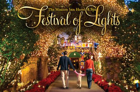 riverside mission inn lights the mission inn festival of lights project refined