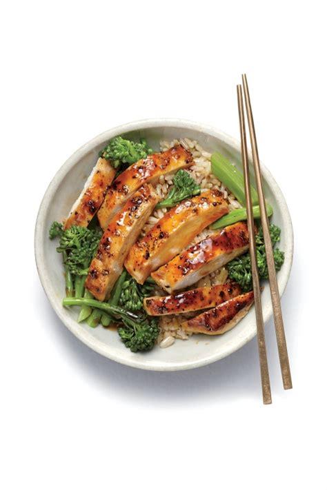 Box Rice Bowl lemon chicken teriyaki rice bowl keeprecipes your
