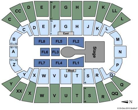 mullins center seating chart mullins center tickets in amherst massachusetts mullins