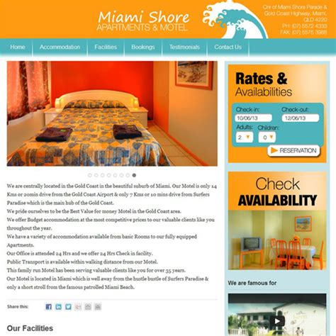 homepage design concepts websites graphic design and web design gold coast