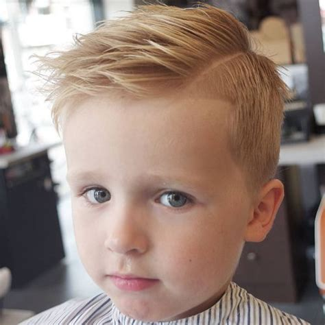 boy haircuts over ears hair 50 cute toddler boy haircuts your kids will love