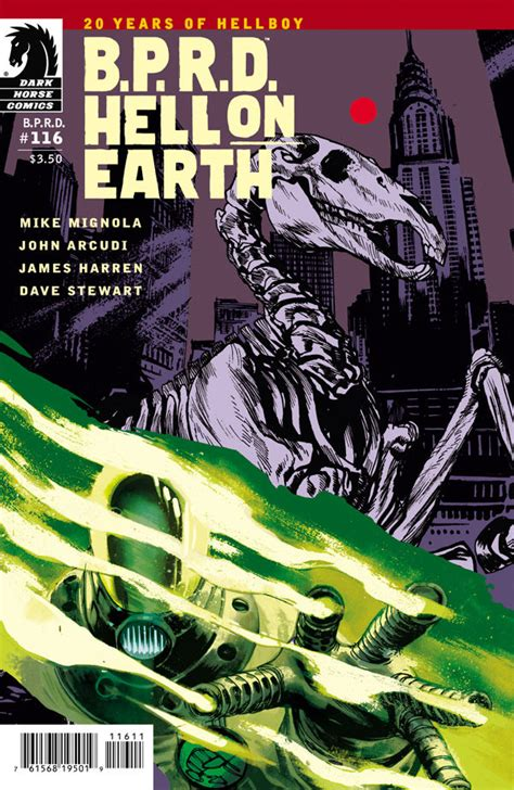 b p r d hell on earth 116 review unleash the fanboy