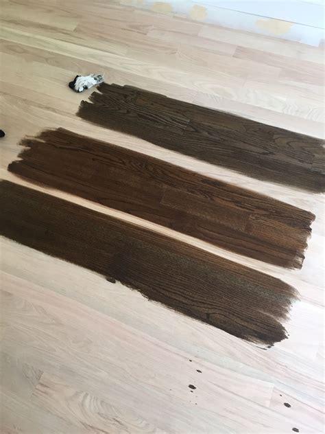 Ebony Wood Stain On Oak 1500 Trend Home Design 1500