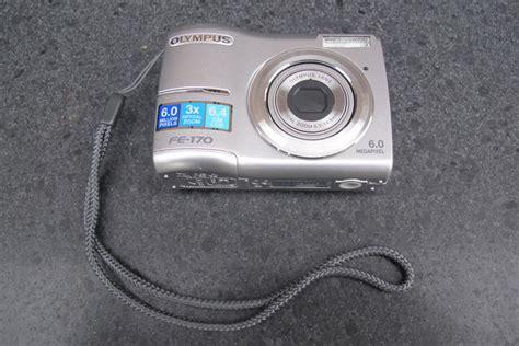 Kamera Olympus Fe 170 olympus fe 170 digital compact catawiki