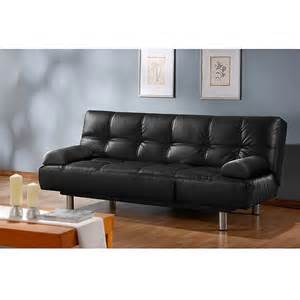 walmart leather sofa atherton home manhattan convertible sofa bed walmart com