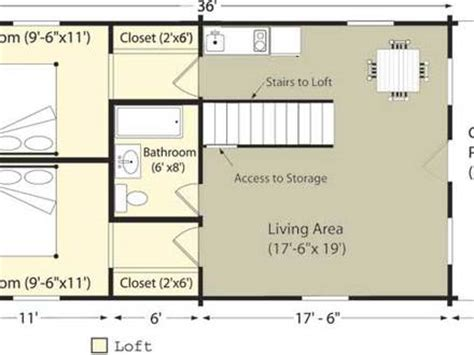 1 bedroom cabin floor plans small cabin floor plans cabin