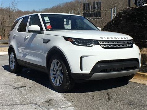 new land rover discovery 2018 new 2018 land rover discovery hse td6 diesel suv in
