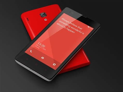 Hp Xiaomi Redmi 1s xiaomi redmi 1s price specifications features comparison