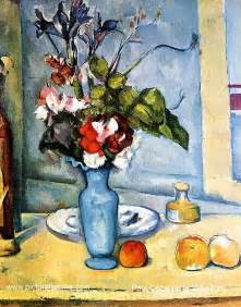 cezanne the blue vase paul c 233 zanne le vase bleu