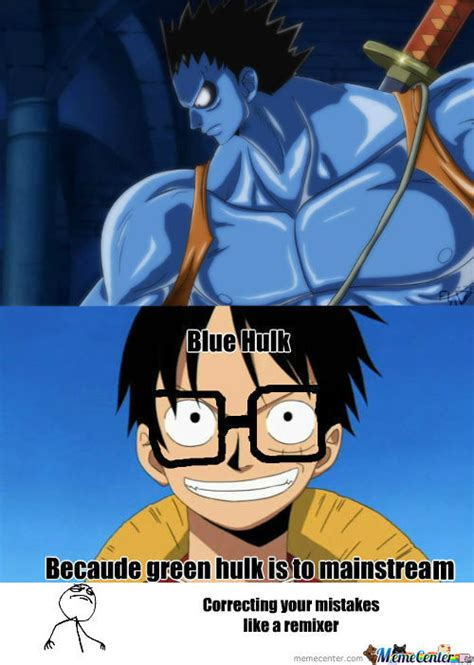 Luffy Meme - rmx hipster luffy by recyclebin meme center