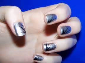 my sister s nails easy nail design