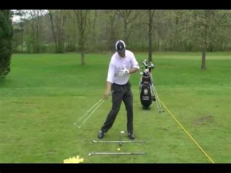 weight transfer golf swing weight shift cover drill youtube