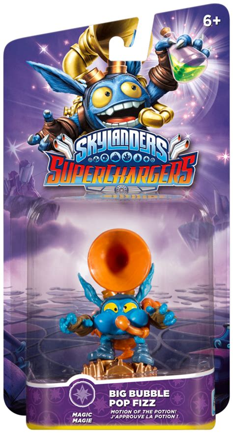 Kaos Moet Chandor k 248 b skylanders superchargers figures pop fizz fri fragt