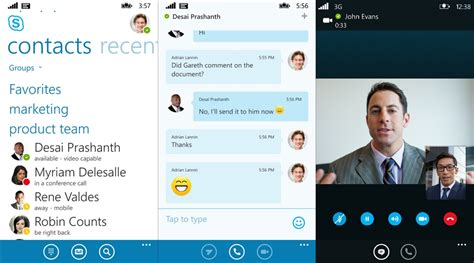 www skype free for mobile skype for business app updated with bug fixes for windows