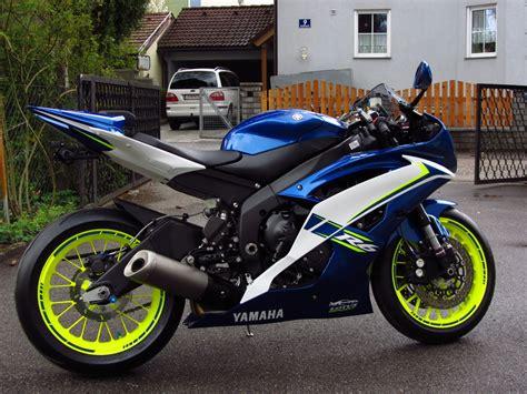 Motorrad Felgen Neon Gelb by Yamaha R6 Rj15 Styling Gesucht R6 Optik Yamaha R6club