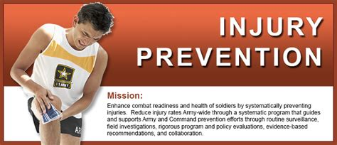 injury prevention division army public health center