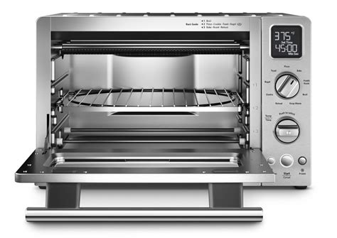 Range Toaster cuisinart convection toaster oven review tob 260n1