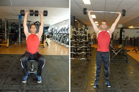 Military Press Vs Bench Press 28 Images How To Barbell Incline Bench Press Doctor