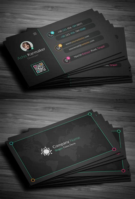 card template 2016 business card design templates 2016 free business template