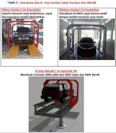 Mesin Cuci Mobil Otomatis cuci mobil semi otomatis semi automatic car washing