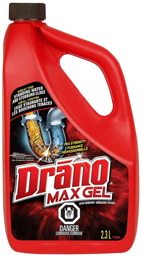 100 drano bathroom sink clogged drain unblock your