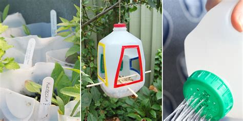 milk jug crafts for home 16 creative ways to reuse and upcycle milk jugs