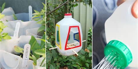 gallon milk jug crafts 16 creative ways to reuse and upcycle milk jugs