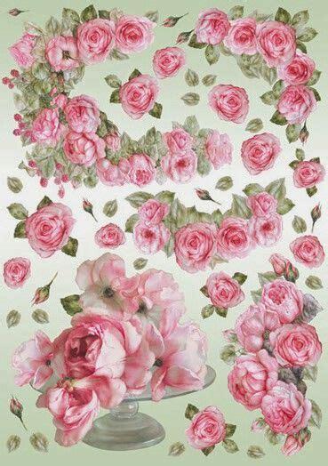 free decoupage prints 133 best vintage roses sheet images on vintage