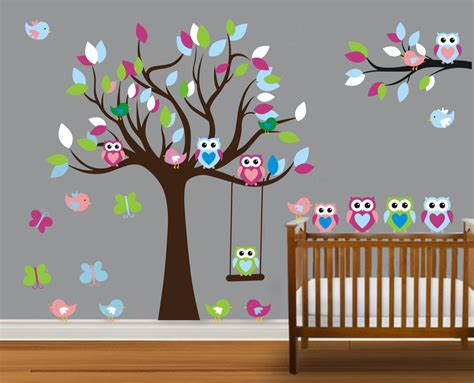 owl and tree wall stickers luulla we couldn t find the page you are looking for