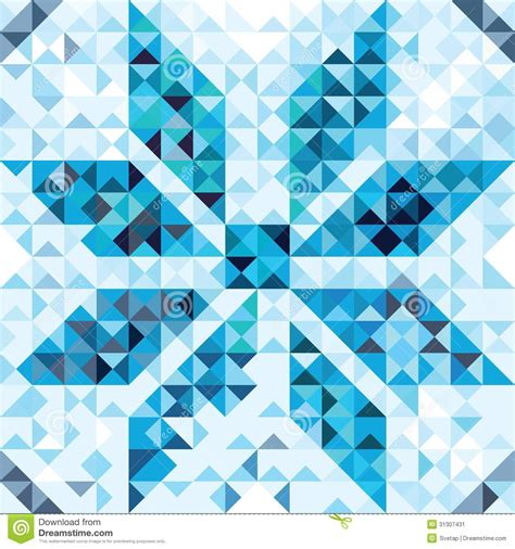 colorful background mosaic pattern design geometric background for design stock image image 31307431