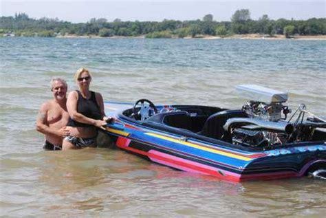 sanger boats mn vintage fiberglass boats 1979 18 superjet 496 bbc