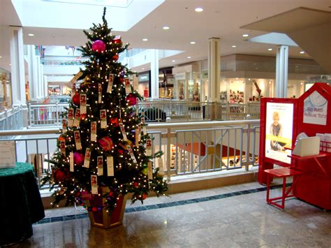 angel time at the bridgewater commons mall the view from