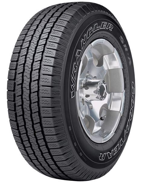 Goodyear Gift Card Balance - goodyear wrangler sr a p275 60r20 114s owl all season tire