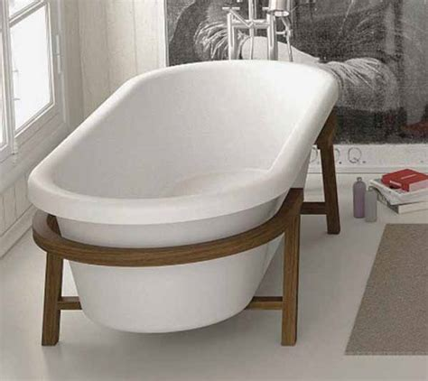 Retro Bathtubs by New Bathroom Tubs Wood Glass And Steel Bathtubs For