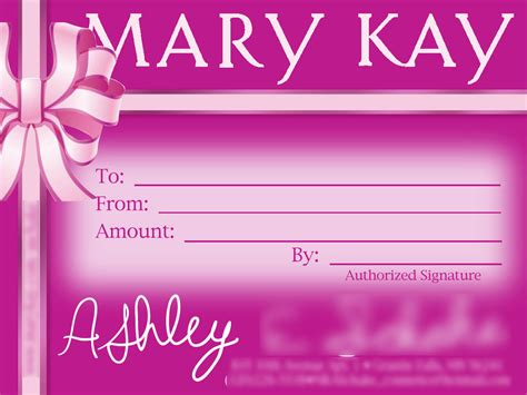 Mary Kay Gift Card - mary kay gift certificate search results calendar 2015