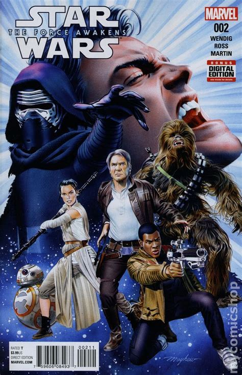 wars the awakens adaptation books wars awakens adaptation 2016 comic books