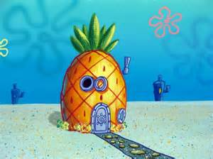 spongebobs haus spongebob s house view original production background