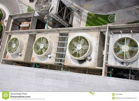 huge industrial fans  building air conditioner stock