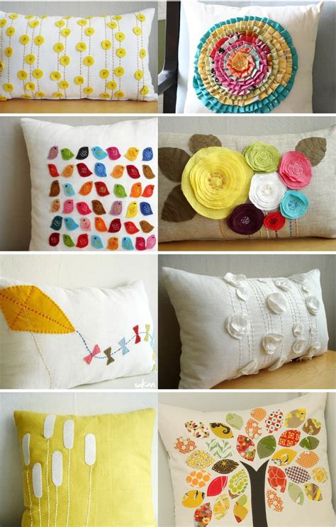 Cool Pillows To Make by Diy Pillows Diy Cool Things To Make So