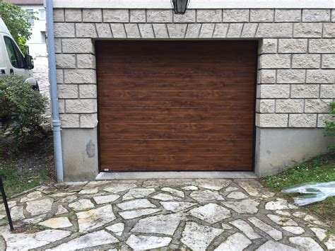 portes de garage sectionnelle r 233 sidentielle portech