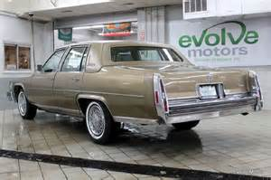 1979 Cadillac Fleetwood Brougham For Sale Mpg City Hwy