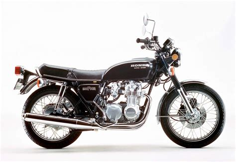Motorrad Honda 550 Four by Honda Cb 550 Four 1975 Bis 1978