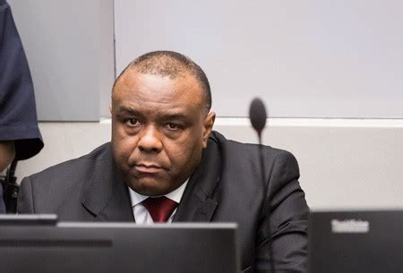 Be Mba by Icc Bemba Guilty Of War Crimes And Crimes Against