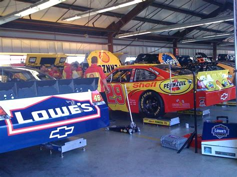 Nascar Garage by June 2010 Presssnoop